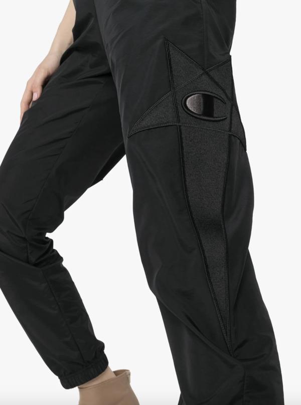 Tecuatl Champion Light-Weight Nylon Track Pants
