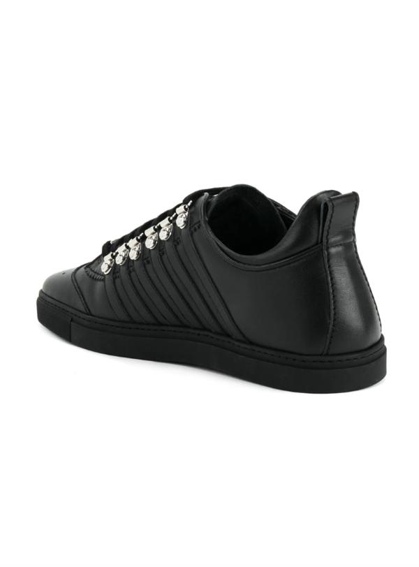 Vitello Leather Sneakers