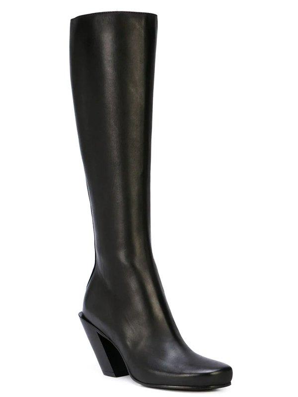 Vitello Seta Knee Boots
