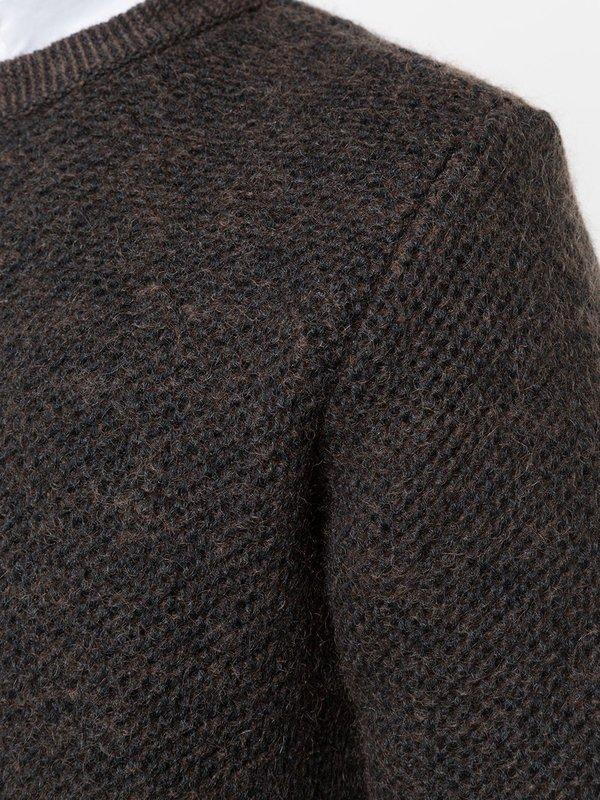 Wool Mohair Jumper Day