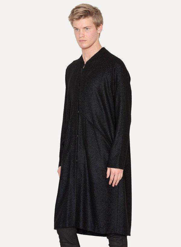 Wool Nowhere Coat