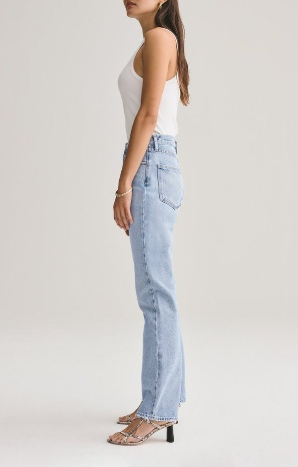 Agolde Lana Jeans - Riptide