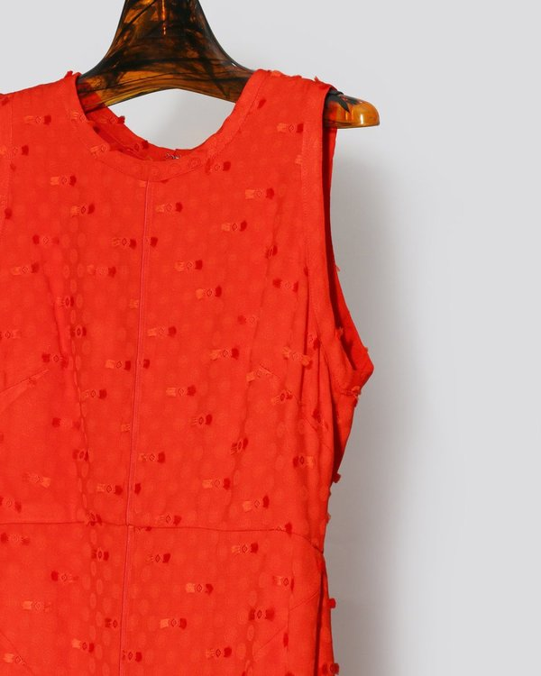Rachel Comey Etna Dress - Coral