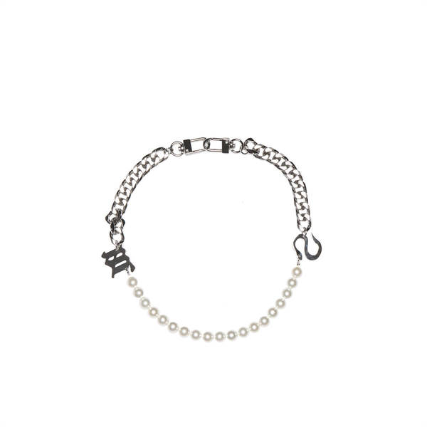 MISBHV Pearl Chain - Silver