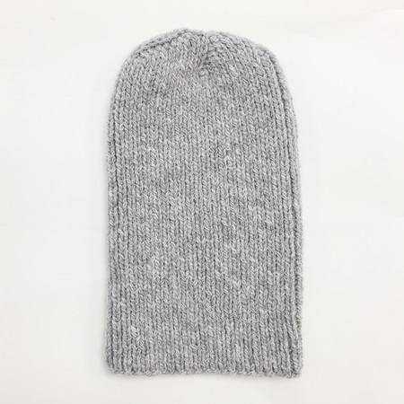 Johan Alpaca Hat - Light Grey