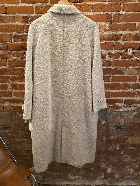 Pas de Calais Wool coat - Gray