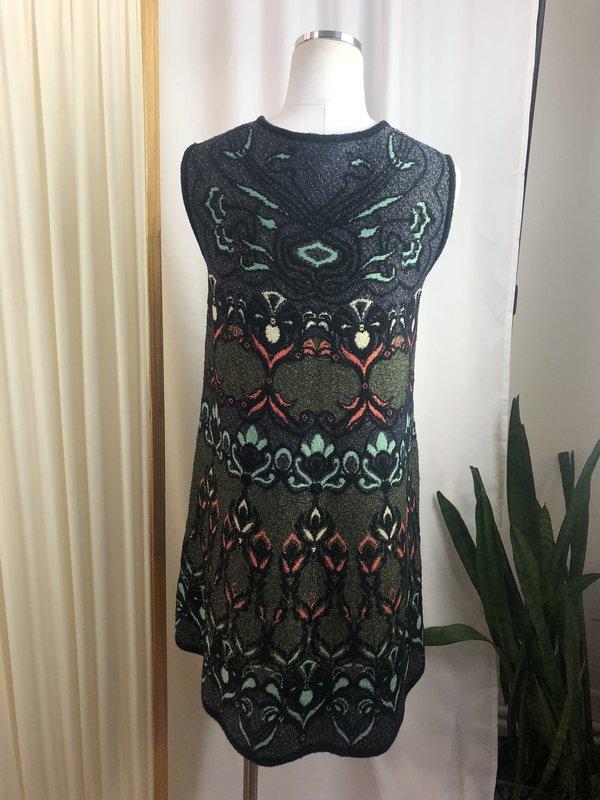 [pre-loved] Missoni Sparkle Knit Dress - multi color