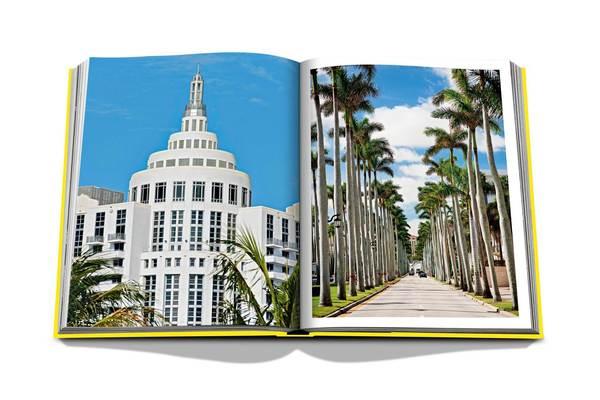 "assouline ""Miami Beach"" by Horacio Silva Book"