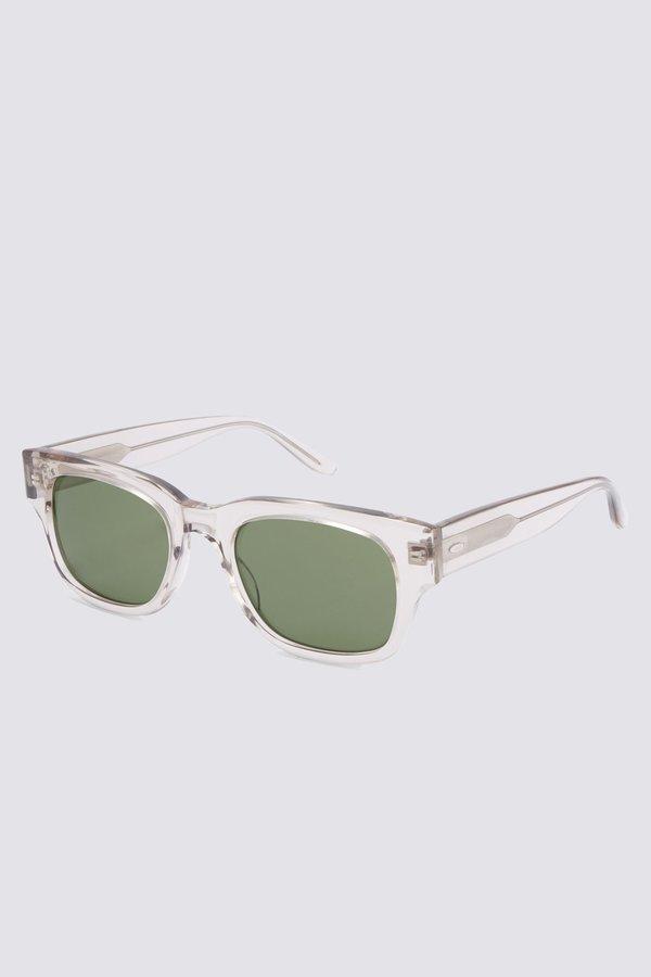 Acetate Domino Sunglasses - Hush