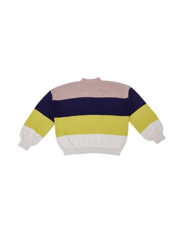 THE ENDERY Bold Stripe Sweater - Bold Stripe