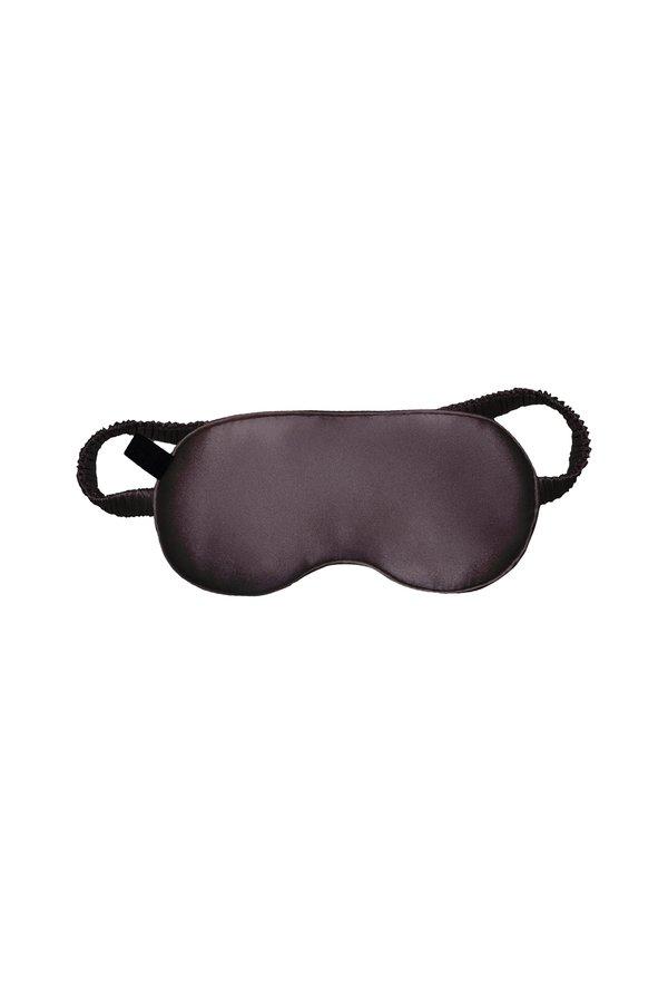 KES Silk Sleep Eye Mask - Black