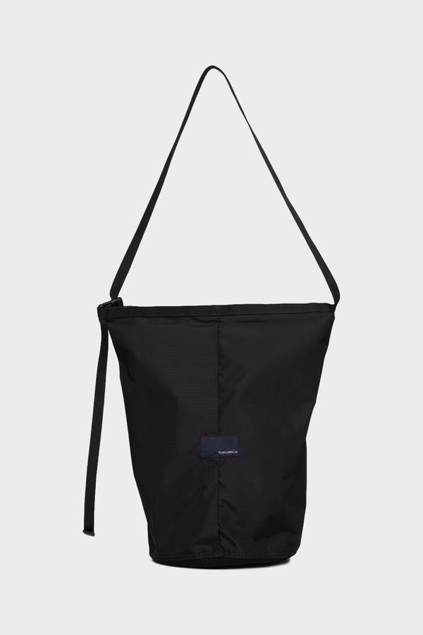 Nanamica Utility Shoulder Bag - Black