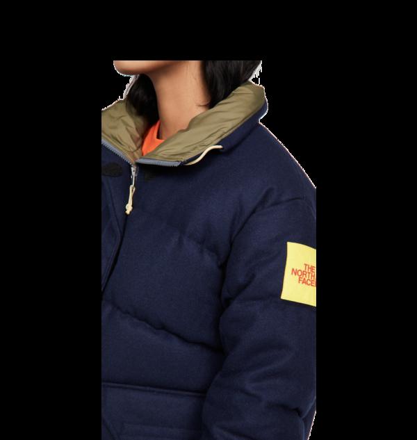 W's Larkspur Wool Down Jacket, Aviator Navy