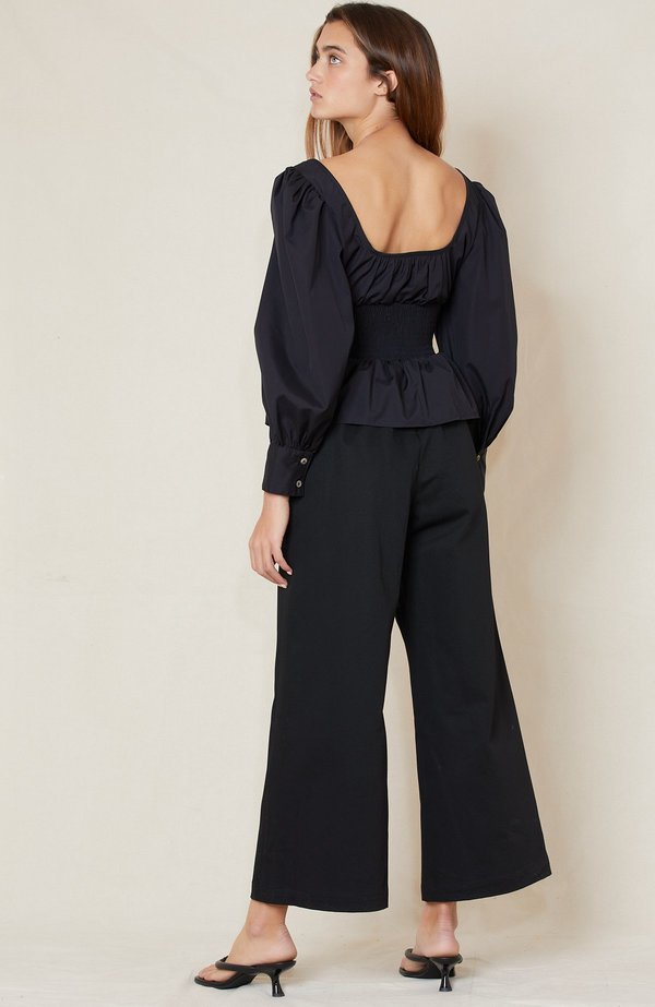 ciao lucia Colombo Top - Black