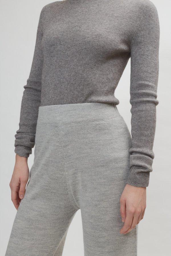 Lauren Manoogian Fine New Miter Pants - Light Grey
