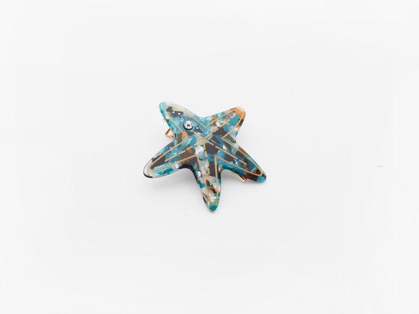 Moana Clip Blue