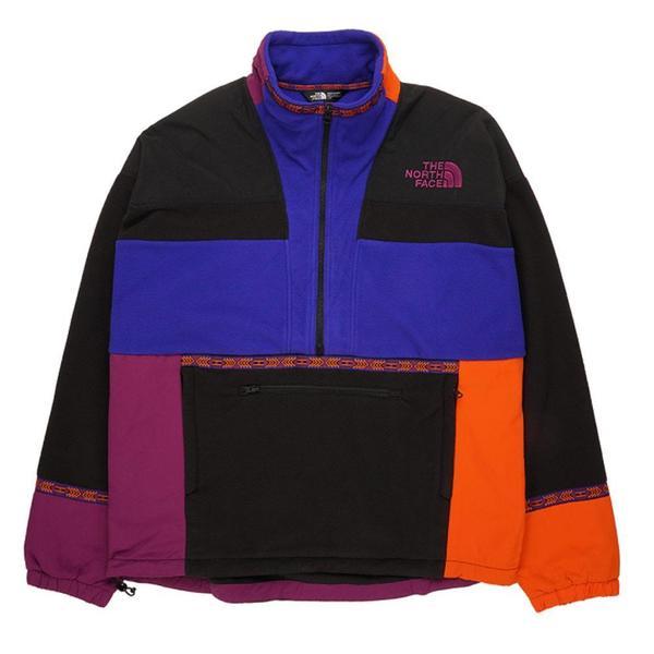 92 Rage Fleece Anorak Jacket