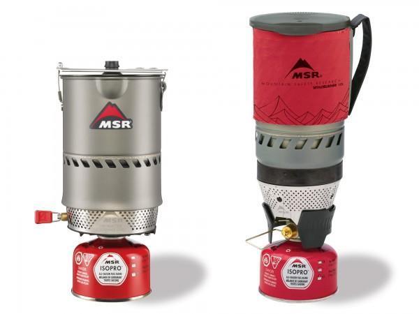MSRgear WindBurner Personal Stove System