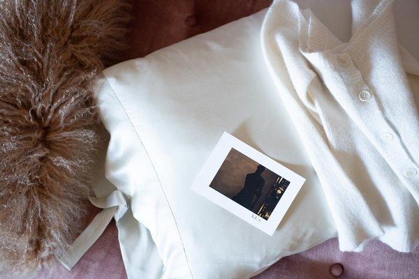 KES Silk Pillowcase - Mauve