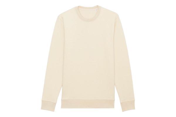 Milworks Liam Crew Sweatshirt - Natural Raw