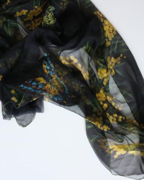 [Pre-loved] Dolce & Gabbana Silk Scarf