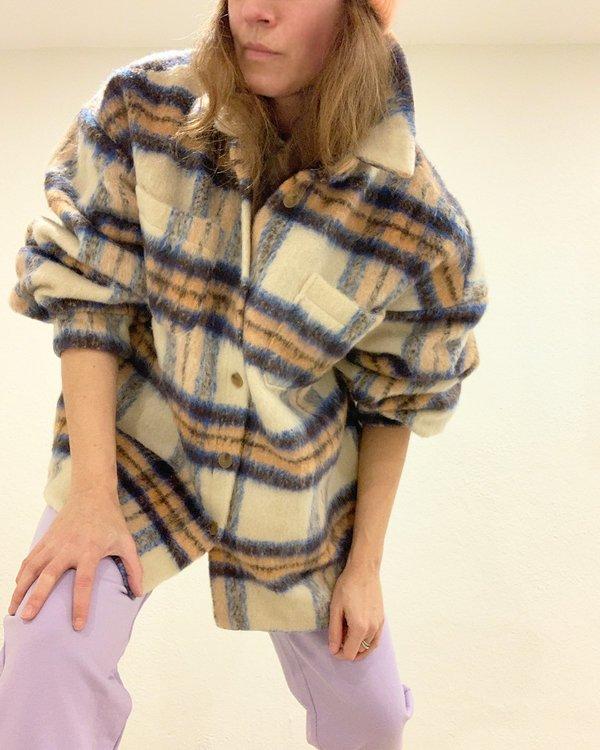 Willa Plaid Jacket