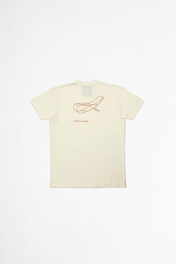 Verlan François Turpin T-shirt - Ecru
