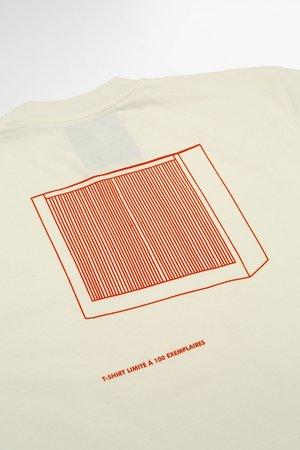 Verlan Pierre Legrain T-shirt - Ecru