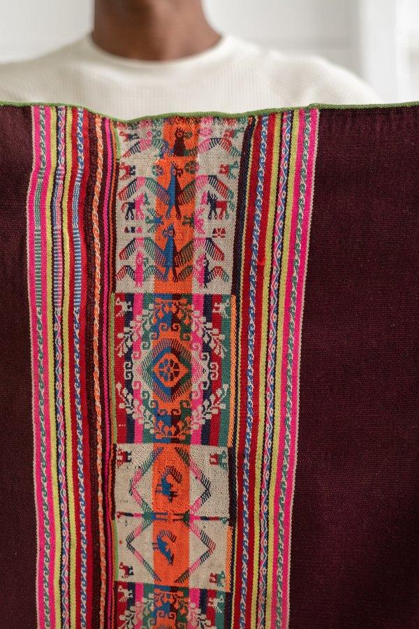 Vintage Peruvian Textile