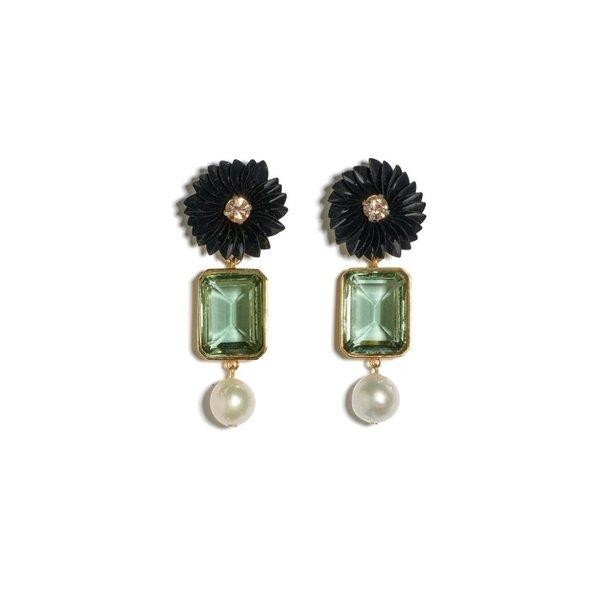 Lizzie Fortunato Sea Flower Earrings