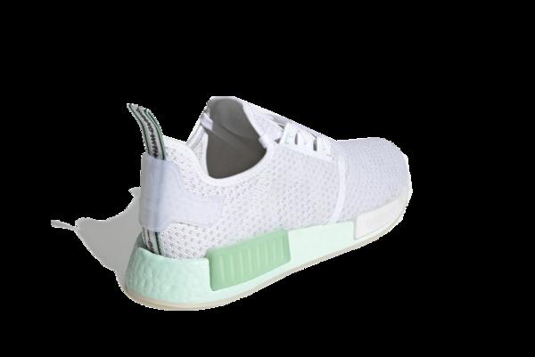 Adidas NMD R1 Cloud Shoes - Blush Green