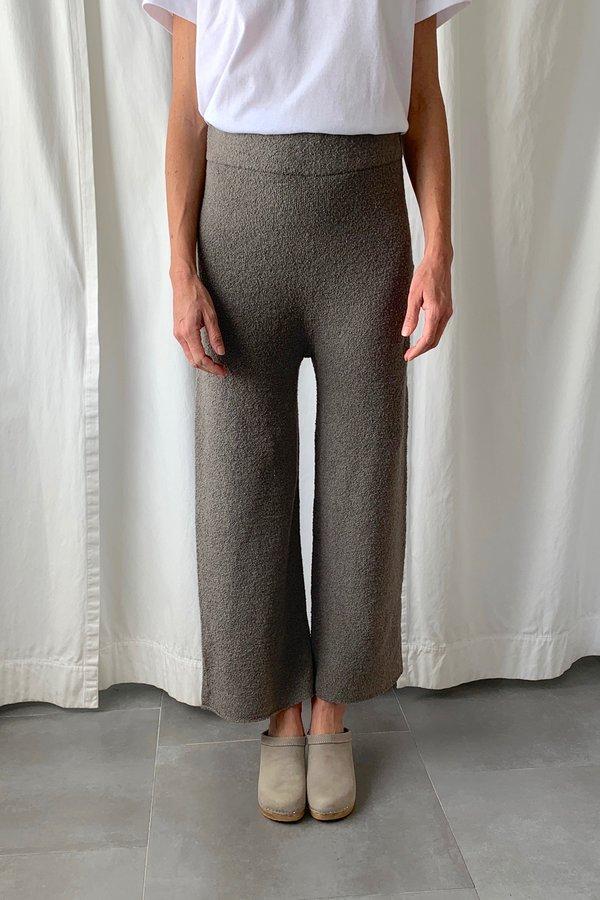 Lauren Manoogian New Miter Pant - Granite