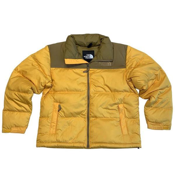 ECO Nuptse Long-Sleeve Zip-Front Jacket