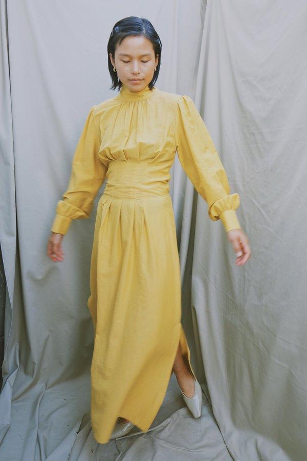 sample bianca dress - size s