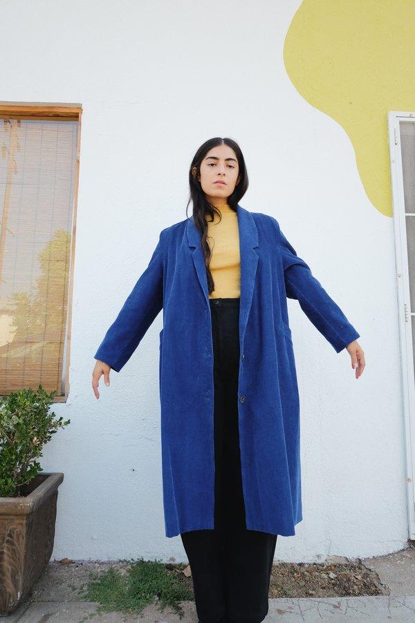 sample lola coat - size 4