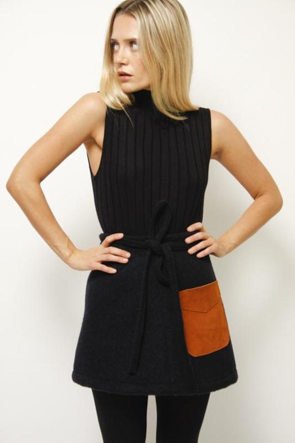 Cloak & Dagger Birkin Patch Pocket Mini Skirt