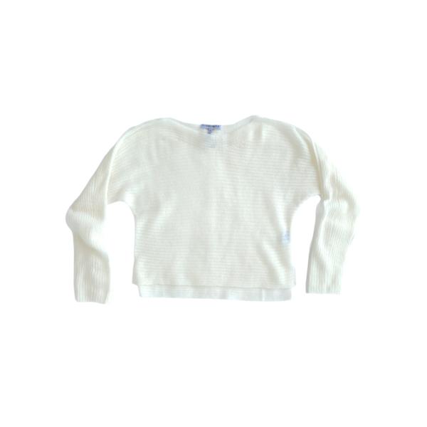 4 Loving People Mimi Sweater - Pearl