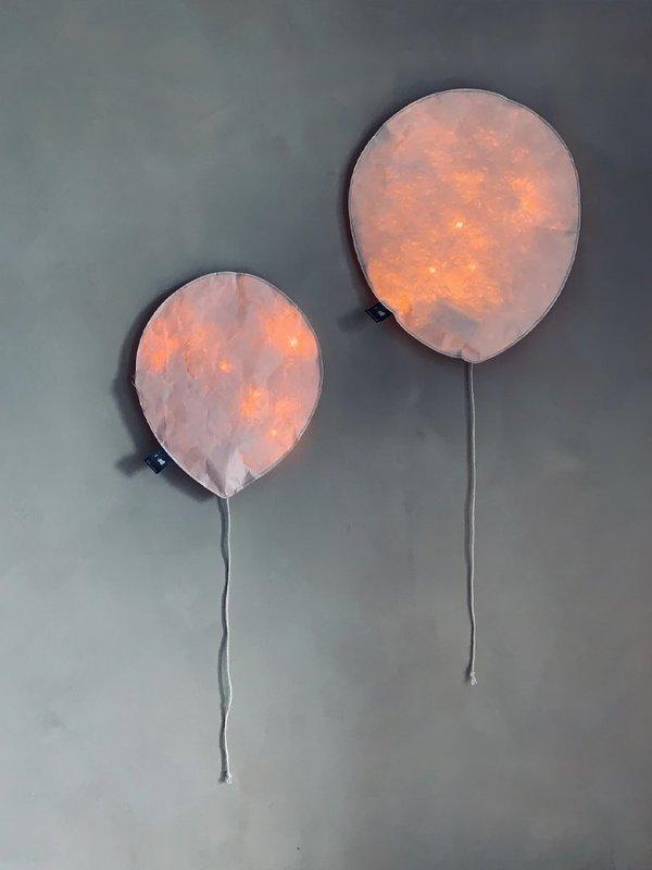 EKATERINA GALERA Large Balloon Light - Blush Pink