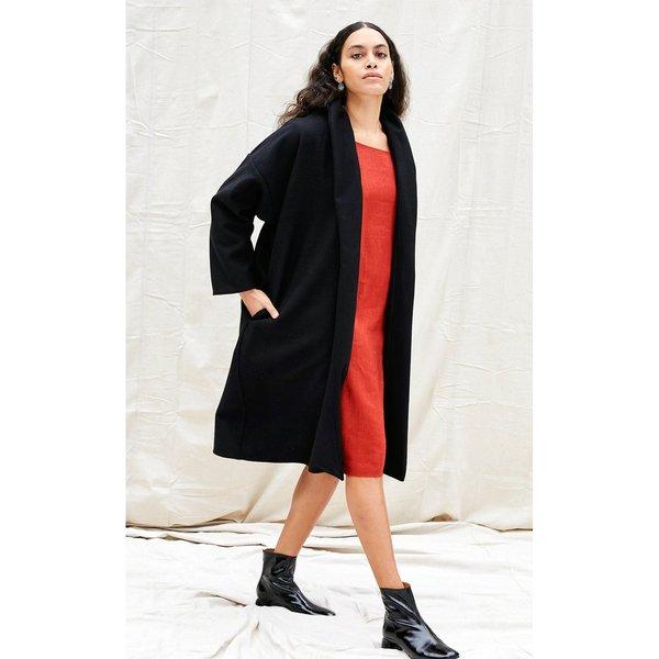 Rachel Craven Riverside Coat - Noir