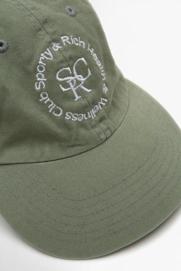 Sporty & Rich SRHWC hat - mint cream