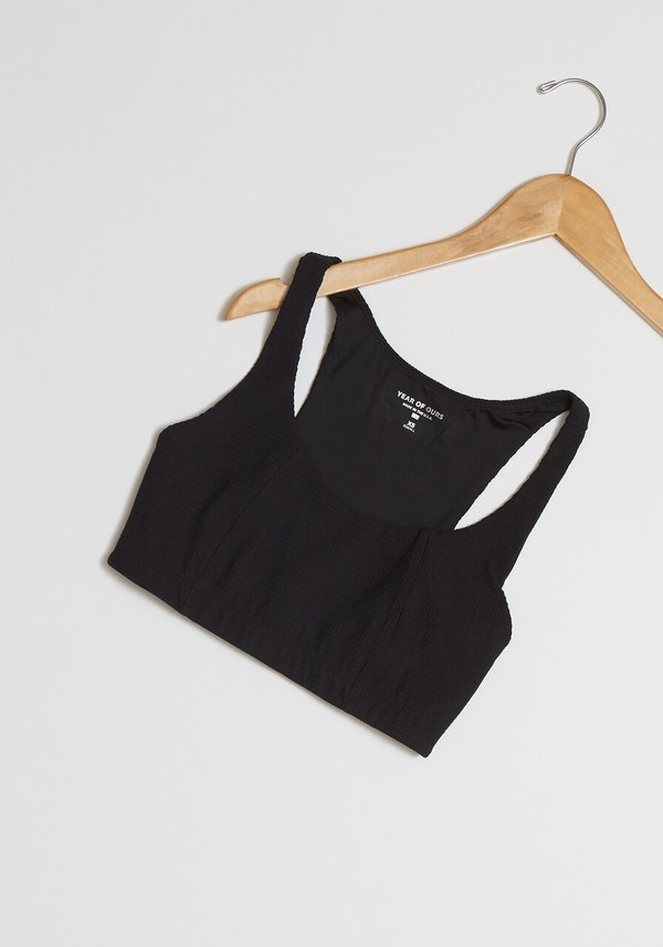 Year of Ours Thermal Lily Bra - Black