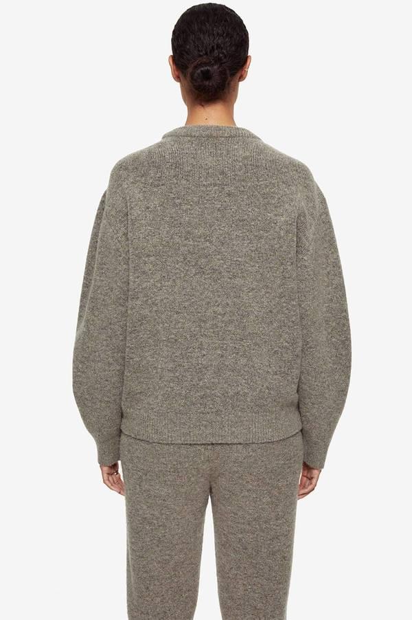 Anine Bing Ramona Sweater - Hazelnut