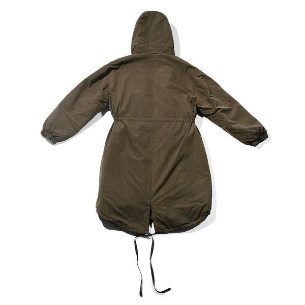 Humanoid Flight Free Jacket - Military