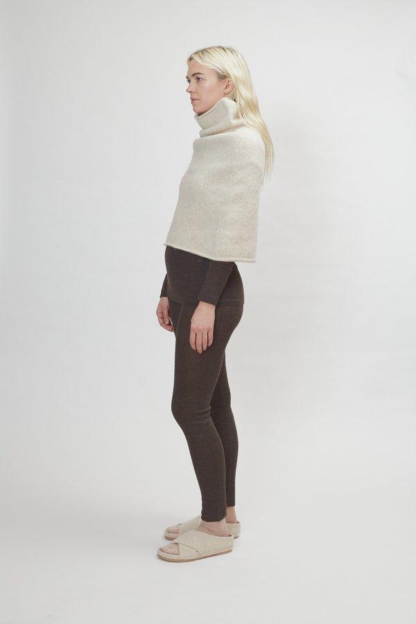 Lauren Manoogian Pyramid Shoulders - Hessian
