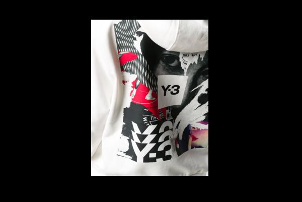 adidas x Y-3 CH1 Graphic Hoodie
