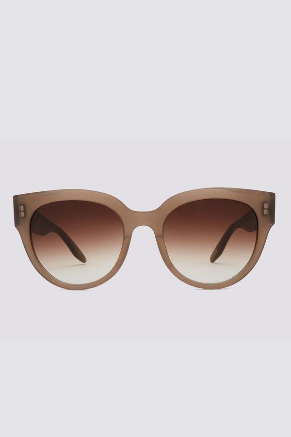 Barton Perreira Acetate Syrinx Sunglasses - Mocha