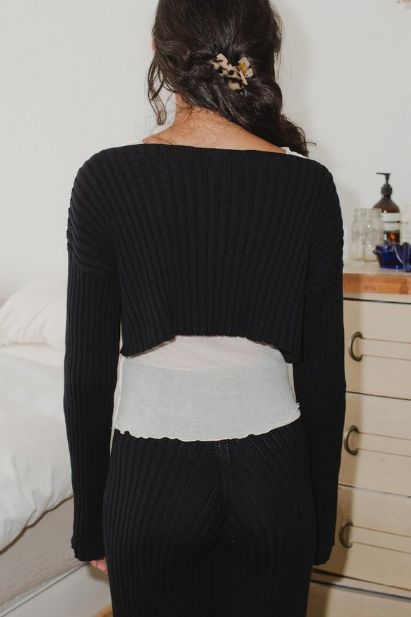 Baserange Knit Macau Sweater