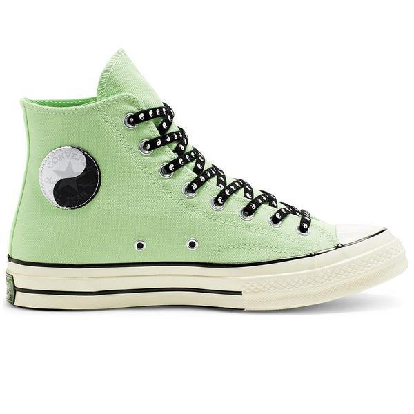 Chuck 70 Psy-kicks Hi Aphid 'Green / Black / Egret'