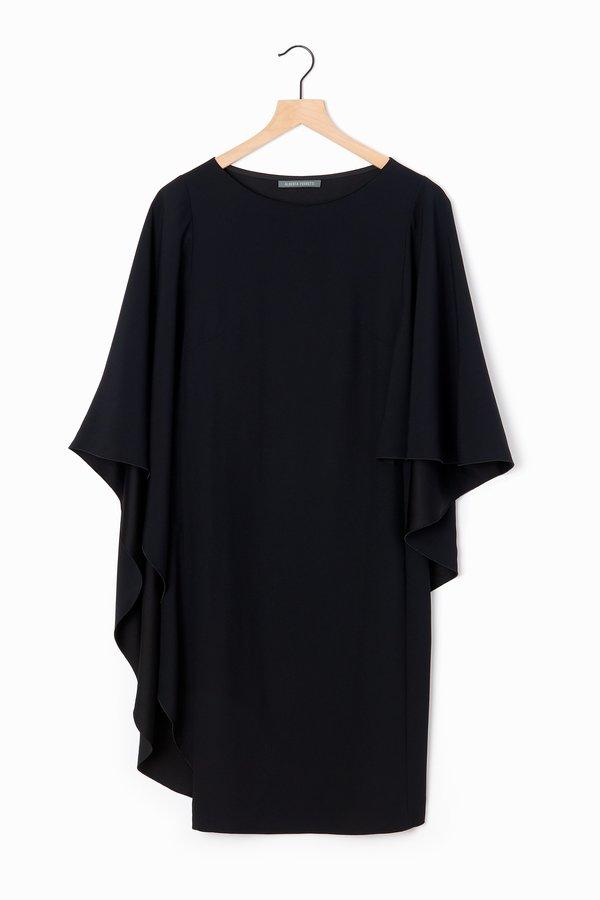 Alberta Ferretti Enver Satin Dress