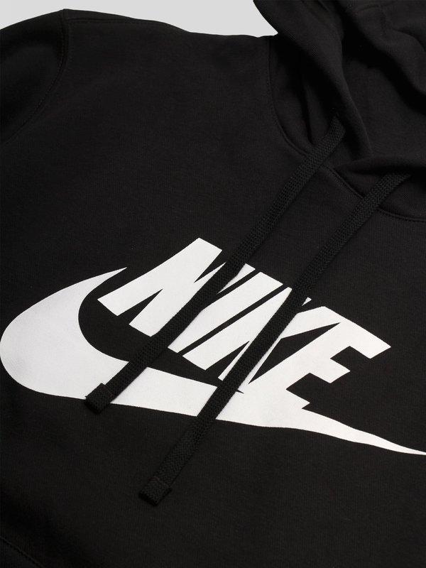 Nike Club Fleece Hoodie - black